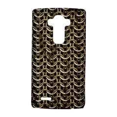 Sparkling Metal Chains 01a Lg G4 Hardshell Case by MoreColorsinLife