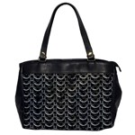 Sparkling Metal Chains 01b Office Handbags Front