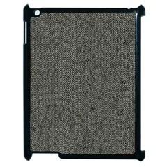 Sparkling Metal Chains 02b Apple Ipad 2 Case (black) by MoreColorsinLife