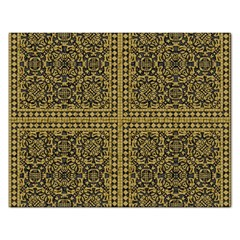 Seamless Pattern Design Texture Rectangular Jigsaw Puzzl