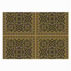Seamless Pattern Design Texture Large Glasses Cloth (2 Side)