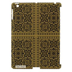 Seamless Pattern Design Texture Apple Ipad 3/4 Hardshell Case (compatible With Smart Cover)