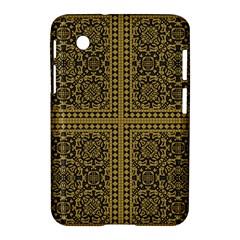 Seamless Pattern Design Texture Samsung Galaxy Tab 2 (7 ) P3100 Hardshell Case