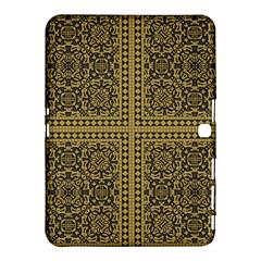 Seamless Pattern Design Texture Samsung Galaxy Tab 4 (10 1 ) Hardshell Case  by BangZart