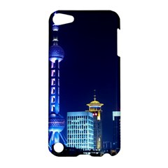 Shanghai Oriental Pearl Tv Tower Apple Ipod Touch 5 Hardshell Case