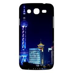 Shanghai Oriental Pearl Tv Tower Samsung Galaxy Mega 5 8 I9152 Hardshell Case  by BangZart