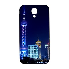 Shanghai Oriental Pearl Tv Tower Samsung Galaxy S4 I9500/i9505  Hardshell Back Case