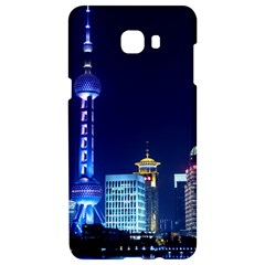 Shanghai Oriental Pearl Tv Tower Samsung C9 Pro Hardshell Case  by BangZart