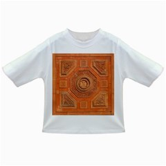 Symbolism Paneling Oriental Ornament Pattern Infant/toddler T Shirts