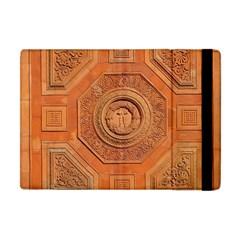Symbolism Paneling Oriental Ornament Pattern Apple Ipad Mini Flip Case