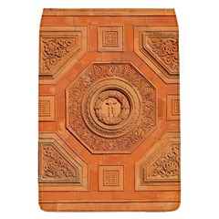 Symbolism Paneling Oriental Ornament Pattern Flap Covers (l)