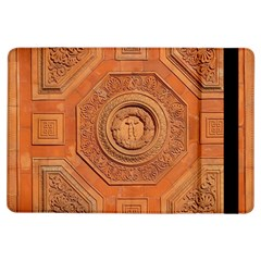 Symbolism Paneling Oriental Ornament Pattern Ipad Air Flip by BangZart