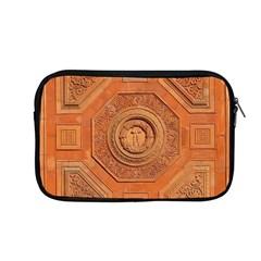 Symbolism Paneling Oriental Ornament Pattern Apple Macbook Pro 13  Zipper Case