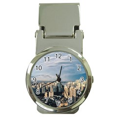 Shanghai The Window Sunny Days City Money Clip Watches by BangZart