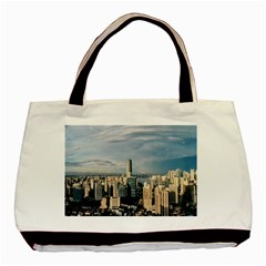 Shanghai The Window Sunny Days City Basic Tote Bag by BangZart