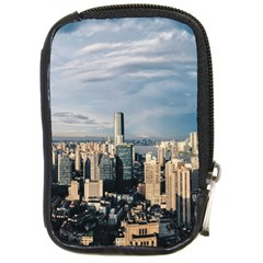 Shanghai The Window Sunny Days City Compact Camera Cases