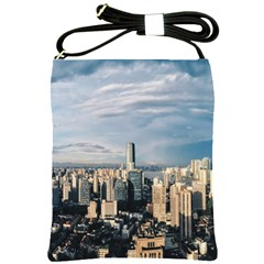 Shanghai The Window Sunny Days City Shoulder Sling Bags by BangZart