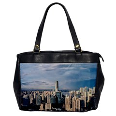Shanghai The Window Sunny Days City Office Handbags by BangZart