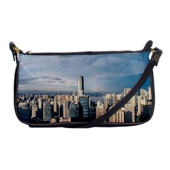 Shanghai The Window Sunny Days City Shoulder Clutch Bags by BangZart