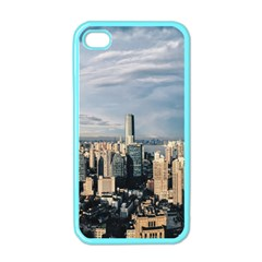 Shanghai The Window Sunny Days City Apple Iphone 4 Case (color) by BangZart