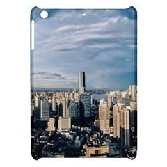Shanghai The Window Sunny Days City Apple Ipad Mini Hardshell Case by BangZart