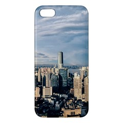 Shanghai The Window Sunny Days City Iphone 5s/ Se Premium Hardshell Case
