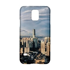Shanghai The Window Sunny Days City Samsung Galaxy S5 Hardshell Case