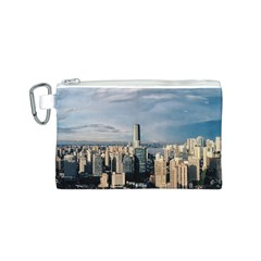 Shanghai The Window Sunny Days City Canvas Cosmetic Bag (s) by BangZart