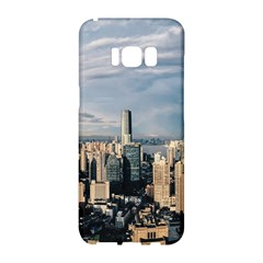 Shanghai The Window Sunny Days City Samsung Galaxy S8 Hardshell Case