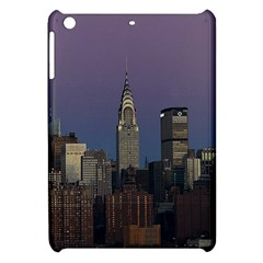 Skyline City Manhattan New York Apple Ipad Mini Hardshell Case