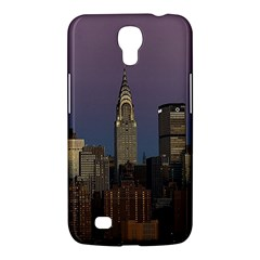 Skyline City Manhattan New York Samsung Galaxy Mega 6 3  I9200 Hardshell Case by BangZart