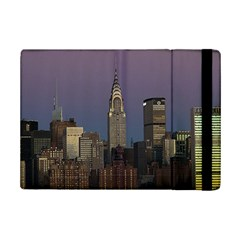 Skyline City Manhattan New York Ipad Mini 2 Flip Cases