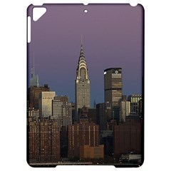 Skyline City Manhattan New York Apple Ipad Pro 9 7   Hardshell Case