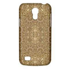 Ornate Golden Baroque Design Galaxy S4 Mini by dflcprints