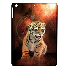 Cute Little Tiger Baby Ipad Air Hardshell Cases by FantasyWorld7