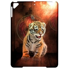 Cute Little Tiger Baby Apple Ipad Pro 9 7   Hardshell Case by FantasyWorld7