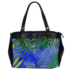 Tropical Palms Office Handbags by allgirls