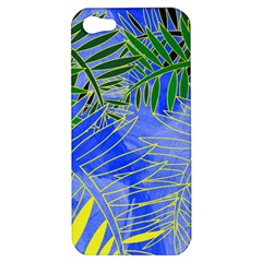 Tropical Palms Apple Iphone 5 Hardshell Case