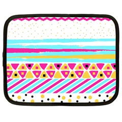 Tribal Netbook Case (xl)  by allgirls