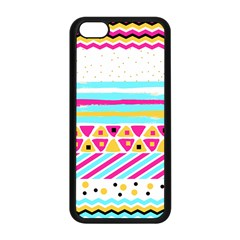 Tribal Apple Iphone 5c Seamless Case (black) by allgirls