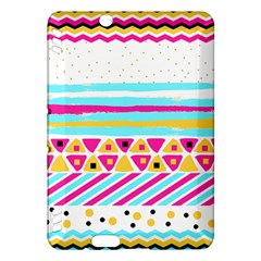 Tribal Kindle Fire Hdx Hardshell Case by allgirls