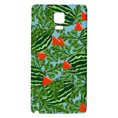 Juicy Watermelons Galaxy Note 4 Back Case by allgirls