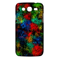 Squiggly Abstract A Samsung Galaxy Mega 5 8 I9152 Hardshell Case  by MoreColorsinLife