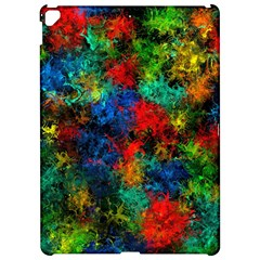 Squiggly Abstract A Apple Ipad Pro 12 9   Hardshell Case
