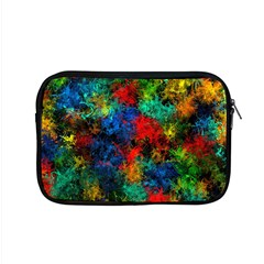 Squiggly Abstract A Apple Macbook Pro 15  Zipper Case by MoreColorsinLife