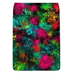 Squiggly Abstract B Flap Covers (l)  by MoreColorsinLife