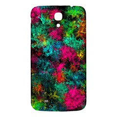 Squiggly Abstract B Samsung Galaxy Mega I9200 Hardshell Back Case by MoreColorsinLife