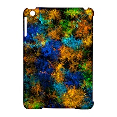Squiggly Abstract C Apple Ipad Mini Hardshell Case (compatible With Smart Cover) by MoreColorsinLife