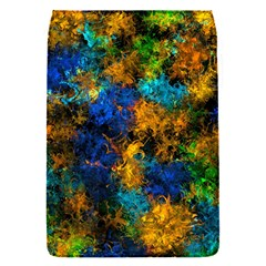 Squiggly Abstract C Flap Covers (s)  by MoreColorsinLife