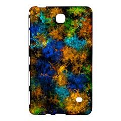Squiggly Abstract C Samsung Galaxy Tab 4 (8 ) Hardshell Case  by MoreColorsinLife
